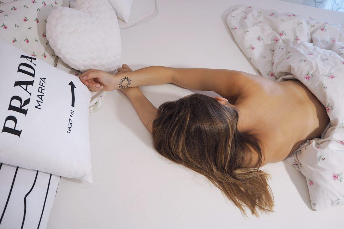 Roomtour + Meine Snooze Project Matratze